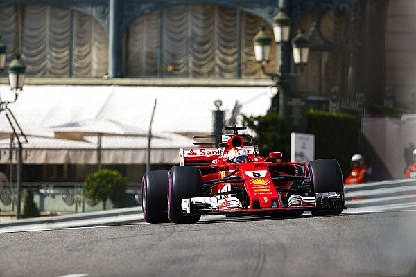 Формула 1 Репортаж з практики Гран Прі Монако: Феттелю немає рівних у другій практиці