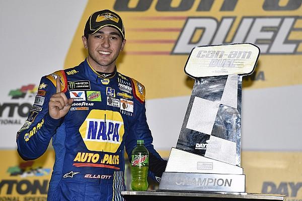 NASCAR Cup Special feature NASCAR Next graduates participate in Daytona 500