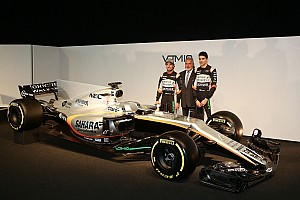 Force India, yeni aracını 25 Şubat'ta tanıtmayı planlıyor