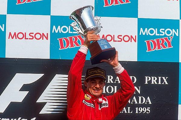 F1-GP Kanada 1995 – Der Tag, an dem Jean Alesi seinen 1. Sieg feierte