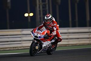 "MotoGP Breaking news Lorenzo: Dovizioso's advantage under braking is ""too big"""