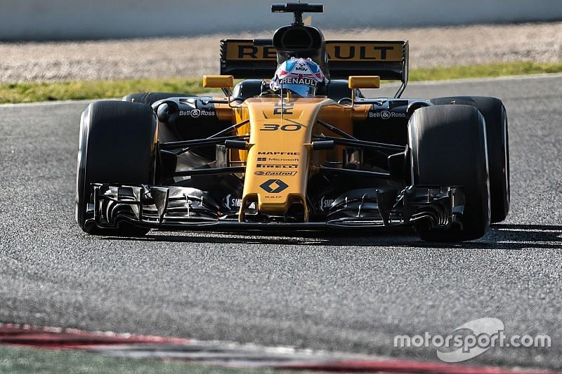 Renault підготувала «велике оновлення» мотора Ф1