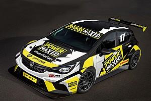 BTCC Breaking news Vauxhall returns to BTCC with Power Maxed Racing