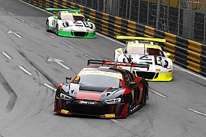 GT Race report GT World Cup: Vanthoor wins controversial qualification race
