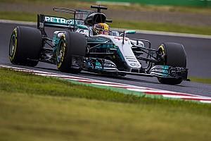 Formula 1 Gara Harakiri Ferrari a Suzuka, Hamilton vede già il quarto titolo