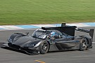 IMSA Mazda Team Joest complete shakedown at Donington Park