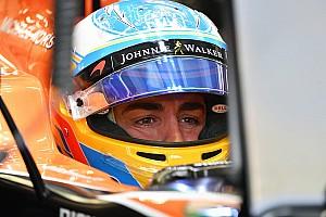 Le Mans Son dakika Toyota, 2018 Le Mans'ta Alonso'nun yarışması fikrine açık