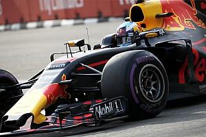 Formula 1 Practice report Singapore GP: Ricciardo leads Vettel in FP1