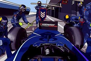 Jeux Video Actualités Motorsport Master, une équipe de sport auto en poche
