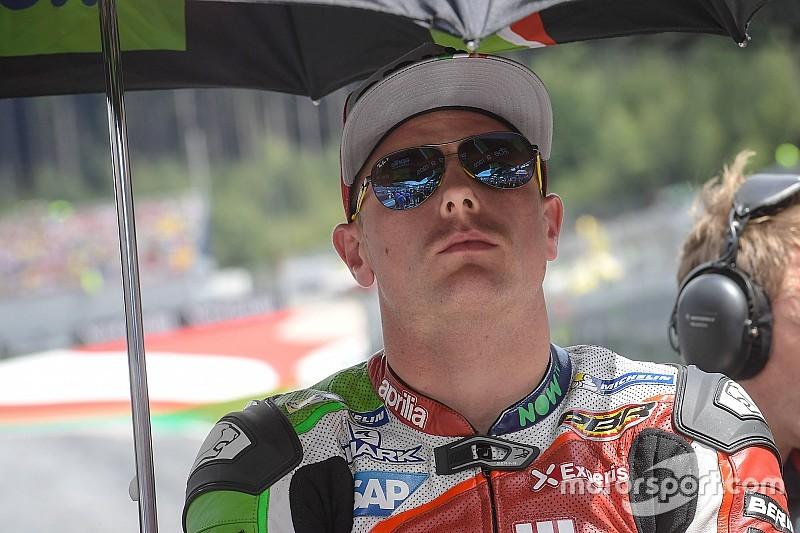 Lowes volta para Moto2 no lugar de Luthi em 2018