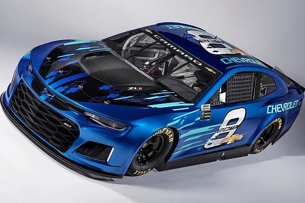 Auto Actualités La Camaro ZL1 va débarquer en NASCAR
