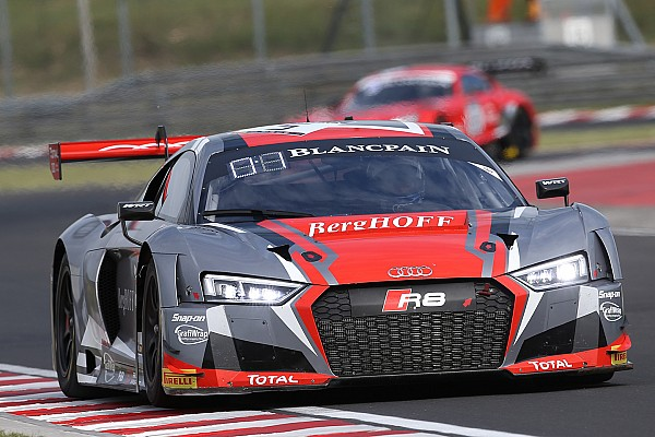 Blancpain Sprint Résumé de course Vanthoor et Fässler s'imposent sur le Hungaroring