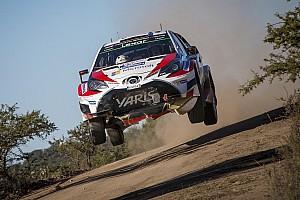 WRC 速報ニュース 【WRC】ラトバラ「開幕戦から安定した走りを継続できている事が大切」