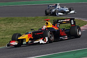 Super Formula News So will Pierre Gasly in der Super Formula aufs Podium fahren