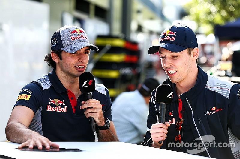 Сайнс назвал пилотов одним из преимуществ Toro Rosso