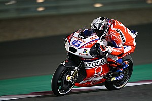 MotoGP Practice report Qatar MotoGP: Redding tops second practice, Vinales crashes