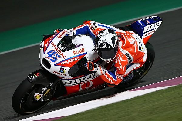 Redding, Petrucci'nin Ducati GP17'sine sahip olmadığına memnun