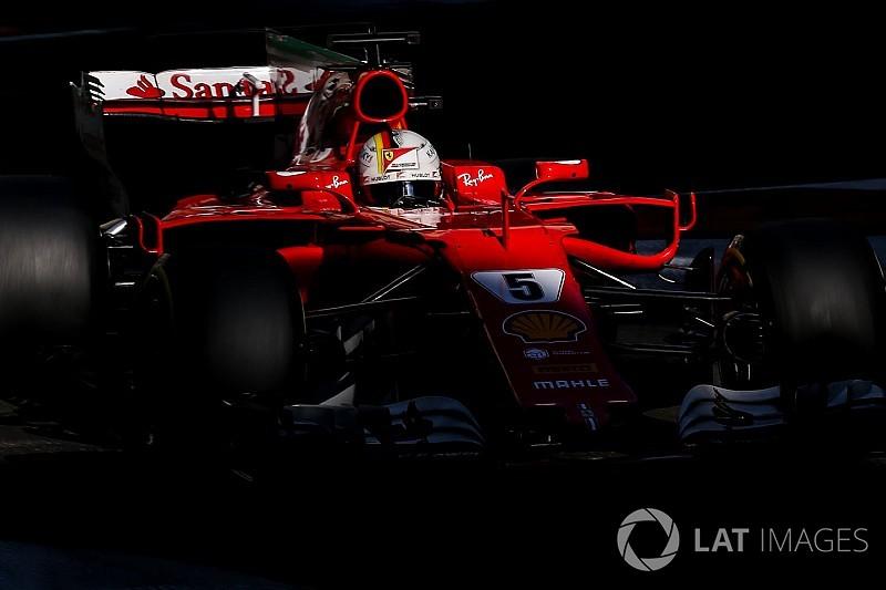 """Vettel: """"Sinto que decepcionei Ferrari em episódio em Baku"""""""