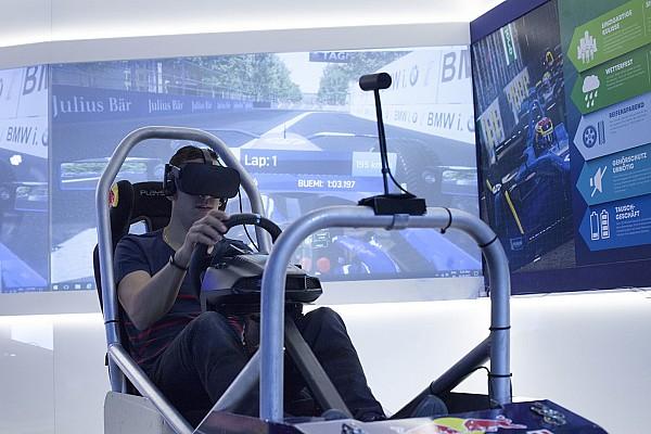 Formule E Contenu spécial Virtually Live: c'est parti pour essayer de battre… Buemi!