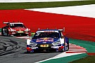 DTM Red Bull Ring DTM: Ekstrom passes Green for Race 1 win