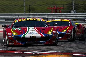 WEC Noticias de última hora Ferrari mantiene su alineación de pilotos para el WEC