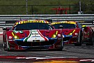 WEC Ferrari retains unchanged WEC line-up