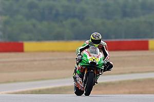 MotoGP Ultime notizie Grande giornata per l'Aprilia: le RS-GP sono entrambe nella top 10