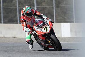 WSBK Test Ducati: buoni passi avanti per Davies e Melandri nei test del Lausitzring