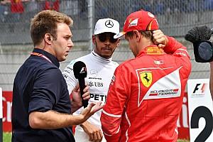 F1 Noticias de última hora Hamilton sí le dio la mano a Vettel tras la calificación en Austria
