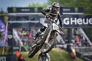 MXGP Raceverslag MXGP Valkenswaard: Paulin wint spektakelstuk, Herlings pakt eerste MXGP-podium