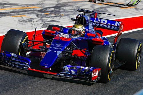 F2-Pilot Sean Gelael mit Trainingseinsatz für Toro Rosso in der F1