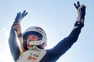 WRC Noticias de última hora Lappi obtuvo su primer triunfo en el Mundial de Rally