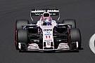 Формула 1 Force India ще не уклала нову угоду з Пересом