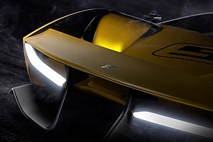 Automotive Breaking news Fittipaldi's 600bhp supercar will be all-carbon design