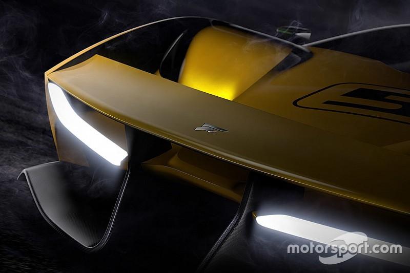El super coche de 600bhp de Fittipaldi será de carbono