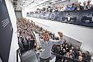 Росберг получил чемпионский кубок Формулы 1