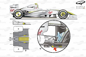 Formula 1 Special feature Retro F1 tech: The big shake-ups of the 2000s