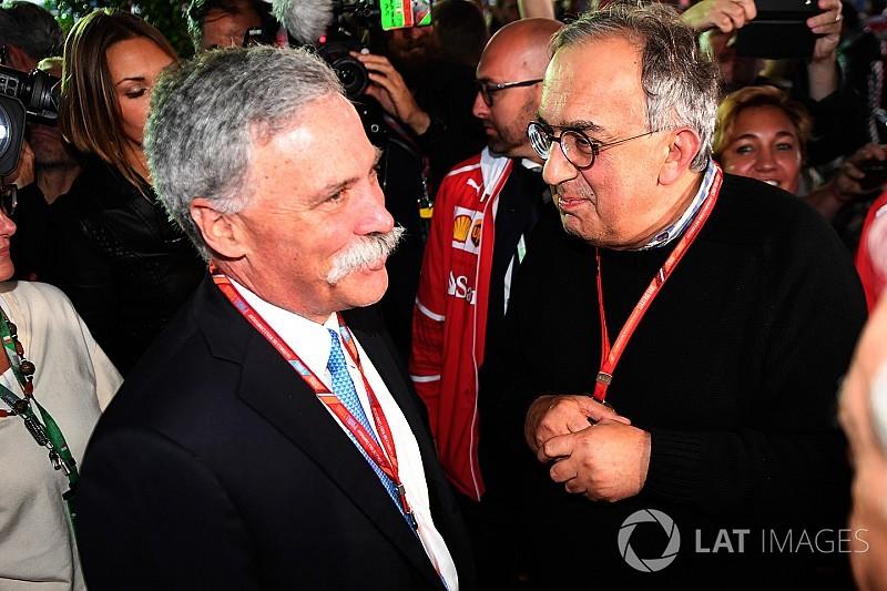 F1'in patronundan Ferrari'nin ayrılma tehdidine cevap geldi