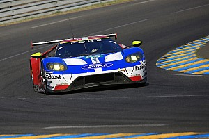 Le Mans Breaking news Dixon using right-foot braking at Le Mans after Indy crash
