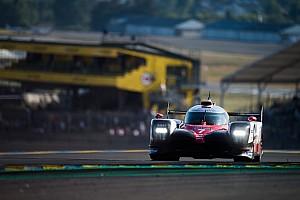 Le Mans Crónica de Carrera Momentáneo doblete de Toyota pero Porsche no se rinde