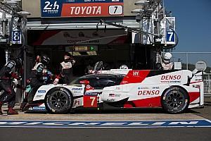 Le Mans 速報ニュース トヨタ、ル・マン必勝体制。シミュレーションでトラブル対応力向上へ