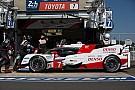 Le Mans Toyota simula fallos al azar para preparar Le Mans