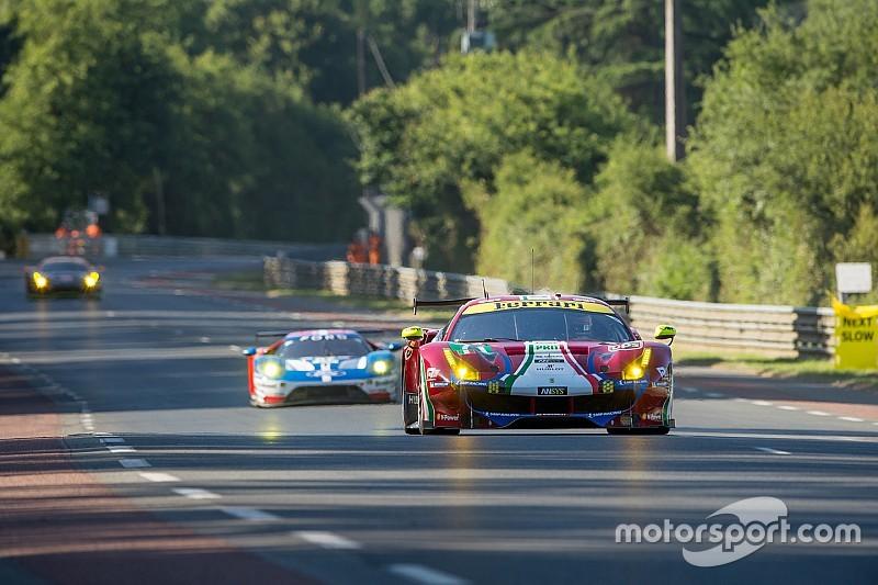 """""""GTE-auto's moeten op Le Mans voor overwinning strijden"""", vindt Bird"""