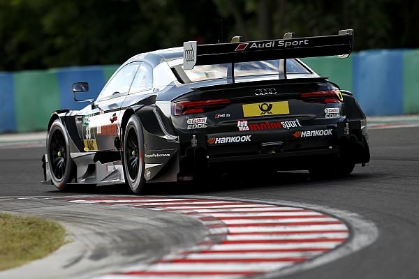 DTM Reporte de calificación Segunda pole de Rast en Hungría