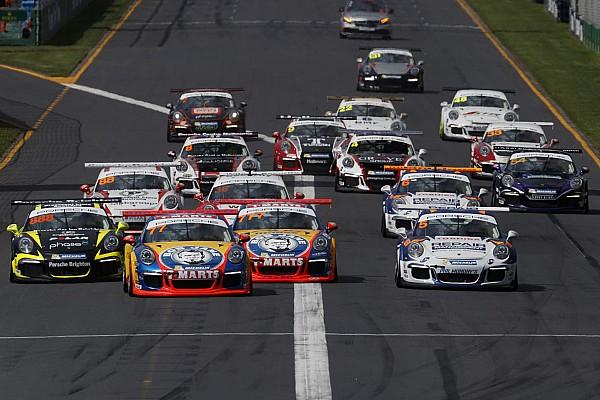 Porsche Breaking news Porsche expands junior support in Australia