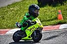 Тимур Кулєшов розпочав сезон дитячих мотоперегонів