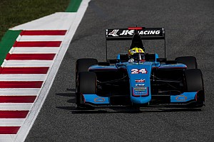 GP3 Reporte de la carrera Maini consigue su primera victoria en GP3