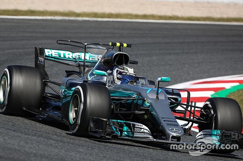 Bottas espera una lucha apretada con Ferrari
