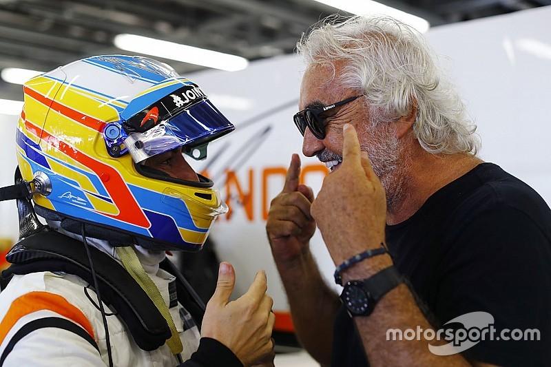 Briatore répond à Horner après ses propos sur Alonso