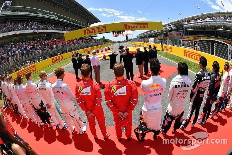 GPDA: Semua pembalap aktif F1 bersatu cegah campur tangan politik